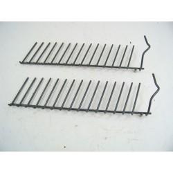 00645101 SIEMENS SN26M283FF/49 N°5 grille de panier inférieur pour lave vaisselle