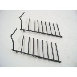 00645102 SIEMENS SN26M283FF/49 N°6 grille de panier inférieur pour lave vaisselle