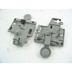 1733370400 BEKO DFN6834S N°7 support de panier inférieur pour lave vaisselle
