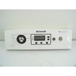 57X3391 BRANDT ETE6736F N°114 Bandeau pour sèche linge