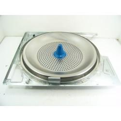 1366005732 ELECTROLUX EDH3786GSE n°58 fond de tambour pour sèche linge