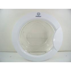 C00283998 INDESIT n°101 Hublot complet pour lave linge