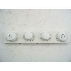 LG WD-16391FDK n°105 bouton touche départ onf-off pour lave linge