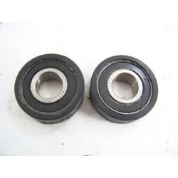40004307 CANDY HOOVER CC267T N°43 galet support de tambour pour sèche linge