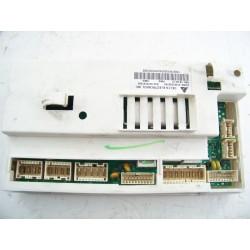 80624810100 INDESIT IWDC6125FR Lavante séchante n°178 module de puissance pour lave linge