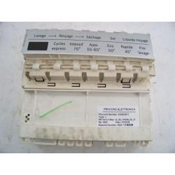 00499882 BOSCH SGS57M82FF/36 n°142 module de commande pour lave vaisselle