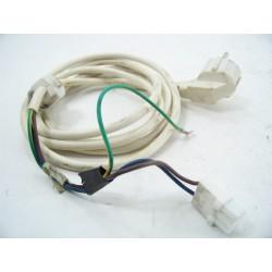 189C59 LG WD-381TP N°133 Câble alimentation pour lave linge d'occasion