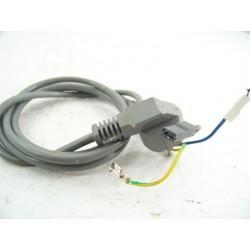 CURTISS MLFS1061PL N°132 Câble alimentation pour lave linge d'occasion