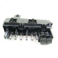 32X3880 BRANDT VY705JE1 N° 180 Clavier à touches pour lave vaisselle