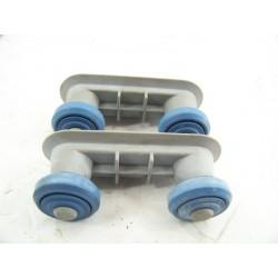 C00290052 ARISTON INDESIT n°19 roulette de rail supérieur pour lave vaisselle
