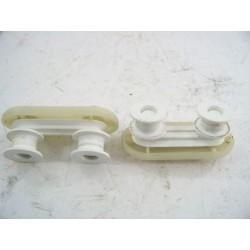 1522029014 FAURE LVS664 n°40 Roulette de rail supérieur pour lave vaisselle