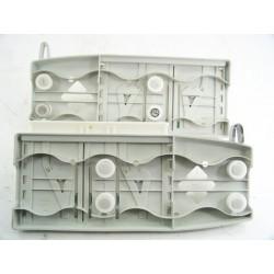 AS0012996 BRANDT DFH1330 n°58 Support roulette panier supérieur pour lave vaisselle