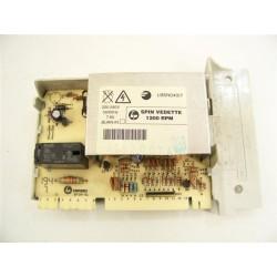 VEDETTE VLF2115 n°45 module de puissance lave linge