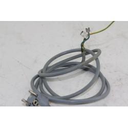 1551572009 ARTHUR MARTIN AWC1050 N°136 câble alimentation pour lave linge d'occasion
