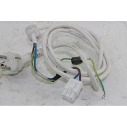 189H47 LG F74481WH N°137 câble alimentation pour lave linge d'occasion