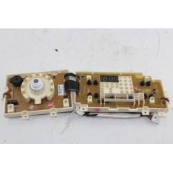 LG F74481WH n°264 Platine de commande pour lave linge