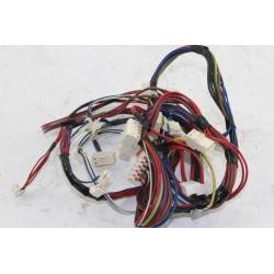 INDESIT XWA61252WFR N°135 Filerie câblage pour lave linge d'occasion