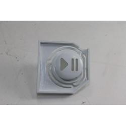 C00298339 INDESIT XWA61252WFR n°114 Touche départ pause pour lave linge