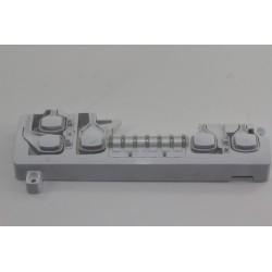 41036065 CANDY GC1161D47 N°79 support et touche de commande pour lave linge
