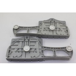 96X0271 FAGOR BRANDT n°57 Support roulette panier supérieur pour lave vaisselle