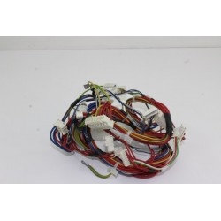 41029422 CANDY AQUA1000DF N°142 Filerie câblage pour lave linge d'occasion