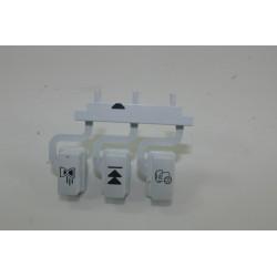 C00299226 INDESIT XWE71452WSGFR n°125 Touche option droite pour lave linge