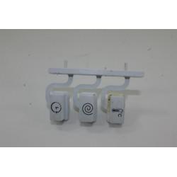 C00298343 INDESIT XWE71452WSGFR n°126 Touche option gauche pour lave linge