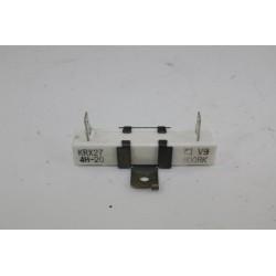 ELECTROLUX FOV10P n°8 Résistance en céramique pour four