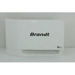 57X3226 BRANDT EFE8711F n°16 Facade de réservoir d'eau pour sèche linge