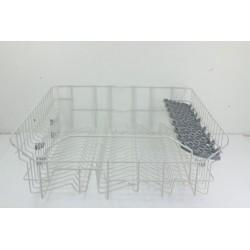 C00257372 INDESIT ARISTON n°35 panier supérieur de lave vaisselle