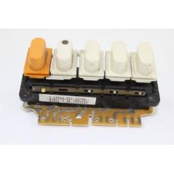 2301021 MIELE WT746 n°8 clavier pour lave linge