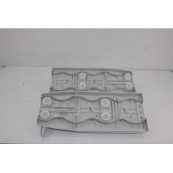 AS6004764 BRANDT DFH1132C/A N°49 Support roulette pour panier supérieur pour lave vaisselle