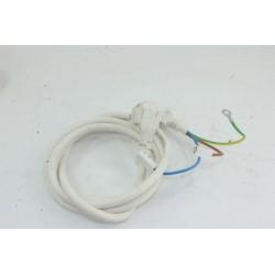 189J36 BELLAVITA SL6EECCW2 N°26 Câble alimentation pour sèche linge