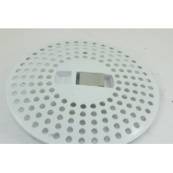 80016553 CANDY CST105X n°97 Support Filtre anti peluche pour sèche linge d'occasion