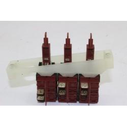 80029101 CANDY CST105X n°174 interrupteur clavier poussoir pour sèche linge d'occasion