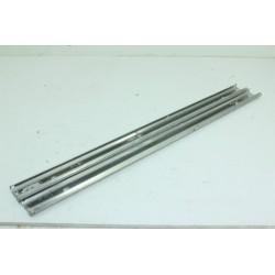 31X8382 BRANDT A210 n°59 Guide rail panier supérieur pour lave vaisselle