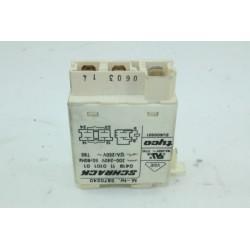 5870240 MIELE T234C n°128 relais pour sèche linge