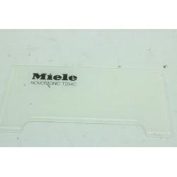 6446010 MIELE T234C n°12 Facade trappe de réservoir d'eau pour sèche linge