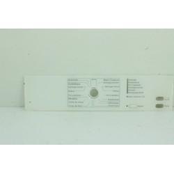 6512940 MIELE T234C N°131 Bandeau pour sèche linge