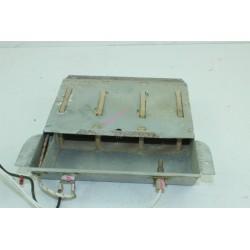 6138580 MIELE T234C n°167 Résistance de sèche-linge