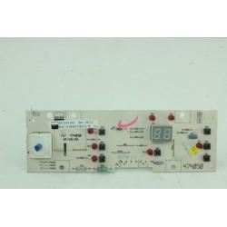 31X8483 BRANDT LIA411N n°154 carte affichage pour lave vaisselle
