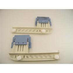 481240448637 WHIRLPOOL ADP9528 n°6 rail pour panier supérieur de lave vaisselle