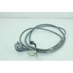 480113100188 WHIRLPOOL AWZFS614 N°147 câble alimentation pour lave linge d'occasion