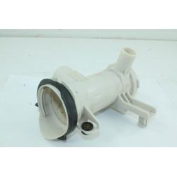 1327651038 ELECTROLUX EWW1697MDW n°106 Corps filtre de vidange pour lave linge