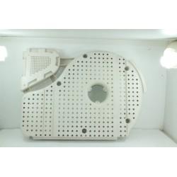 1254503038 ELECTROLUX EDC67550W n°14 Tôle cache plastique pour sèche linge
