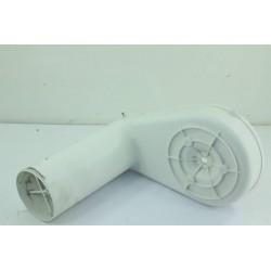 398251200 FAR SLEM07 n°42 carter ventilateur pour sèche linge