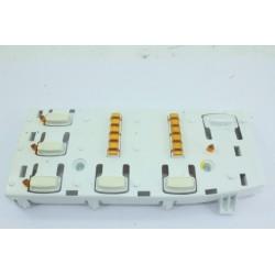 41013670 CANDY CM215647 N° 84 Touches de commande pour lave linge