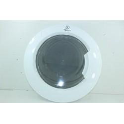 C00509881 INDESIT XWDA751480XFR n°123 hublot pour lave linge