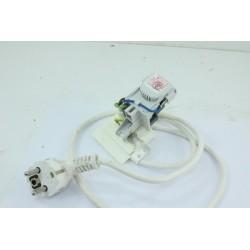 C00378710 INDESIT XWDA751480XWFR N°204 Filtre antiparasite 10A pour lave linge