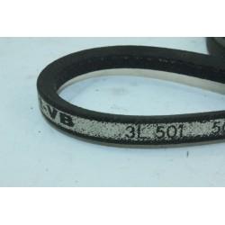 3L 501 OPTIBELT courroie pour lave linge